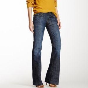 🆕️COH Faye Wide Full Leg Denim Stretch Jeans